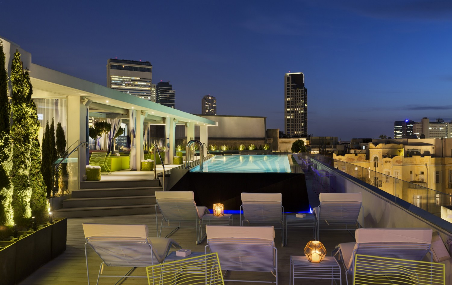 Brown hotels collection of boutique hotels in tel aviv for Boutique hotel israel
