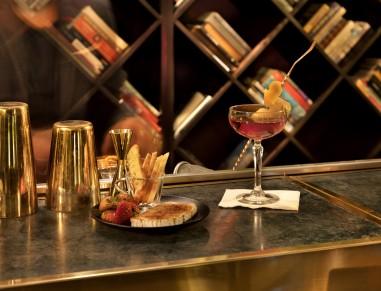 Lobby 65 Bar at Brown Beach House Boutique Hotel Tel Aviv