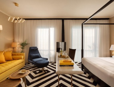 Brown Beach House Hotel Tel Aviv