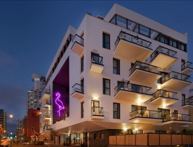 Brown Beach House Hotel Tel Aviv