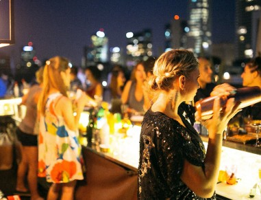 Brown Hotels Private Events. Image credit: Mixologist Ray White for Mezcal IBA