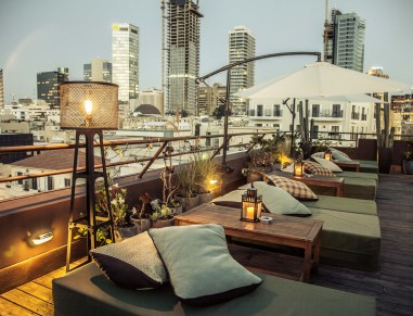 Private Events Brown Hotels - Brown TLV