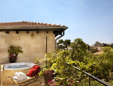 Villa Brown Jerusalem