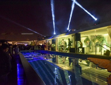 rooftop pool and bar tel aviv - poli house
