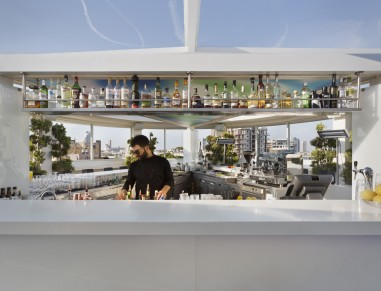 rooftop bar tel aviv -poli house