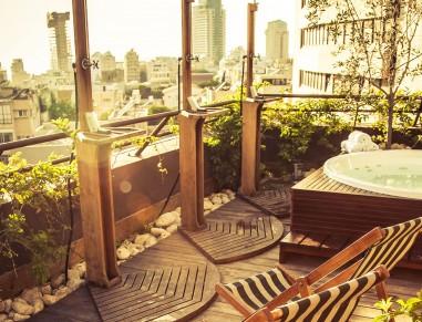 Brown TLV Hotel Tel Aviv