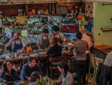 Mahne Yehuda Restaurant