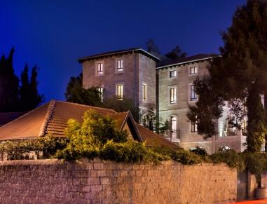 Villa Brown Hotel Jerusalem