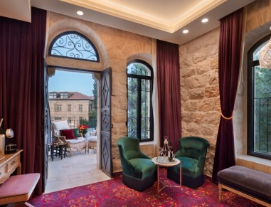 Villa Brown Hotel Jerusalem