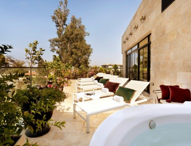 Villa Brown Rooftop Spa
