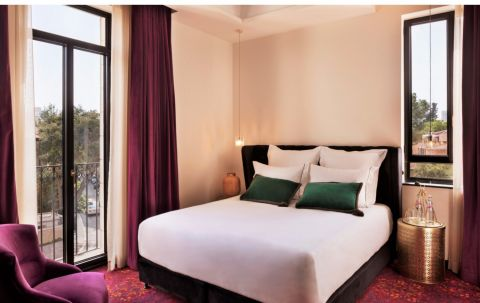 Rooms   Villa Brown luxury boutique hotel in Jerusalem   Brown Hotels™