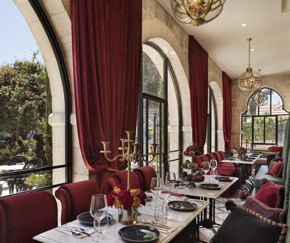 Villa Brown Boutique Hotel Jerusalem