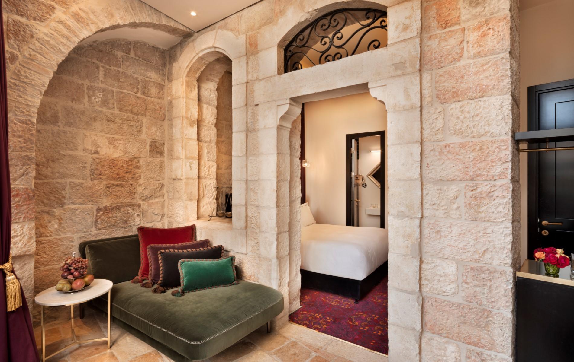 History design boutique hotel by brown hotels for Design hotel jerusalem
