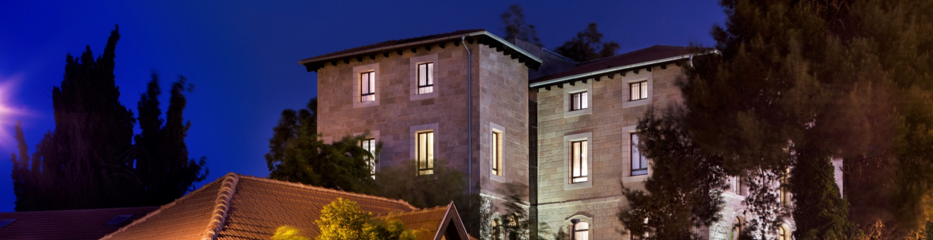 The Villa on Neoclassical Doorways
